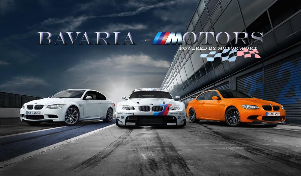 Bavaria motors powered by motorsport for Garage bmw bayern marignane