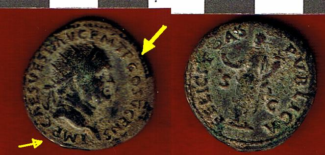 Como limpiar la tierra de las monedas - Como limpiar cobre y bronce ...