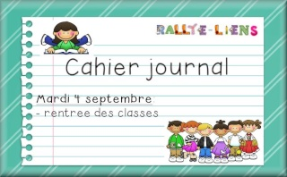 Rallye-liens Le cahier-journal