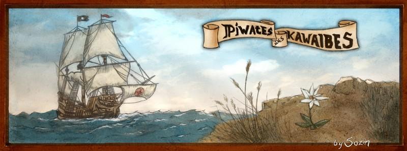 Piwates des Kawa�bes