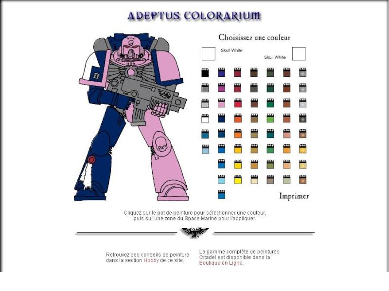 Le Bouclier Enchante 40k Mes Space Marines Du Chaos