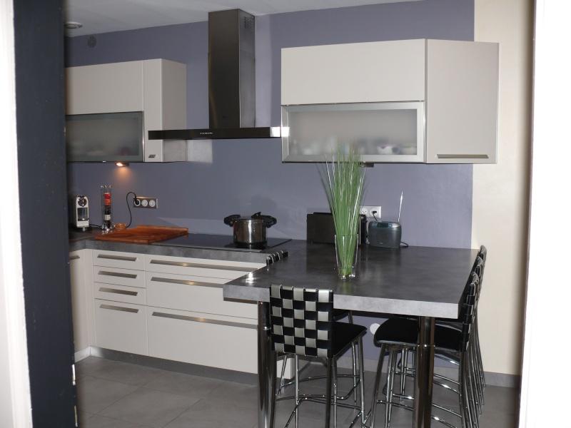 Ouvrir ou pas ouvrir cuisine salon for Ouverture mur cuisine salon