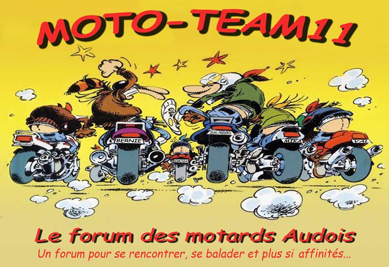 Les Motards de l'Aude