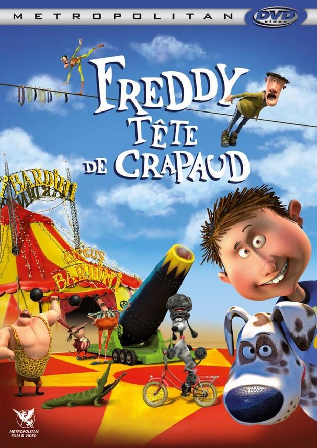 Freddy tête de crapaud (2012)