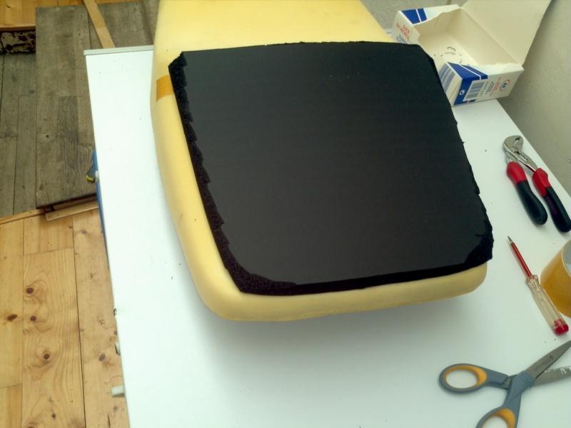 tutoriel selle personnalis e. Black Bedroom Furniture Sets. Home Design Ideas