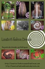 °o0O LunaticS Fashion Dreads O0o°