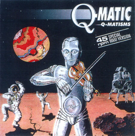 Q-matic - Q-Matisms