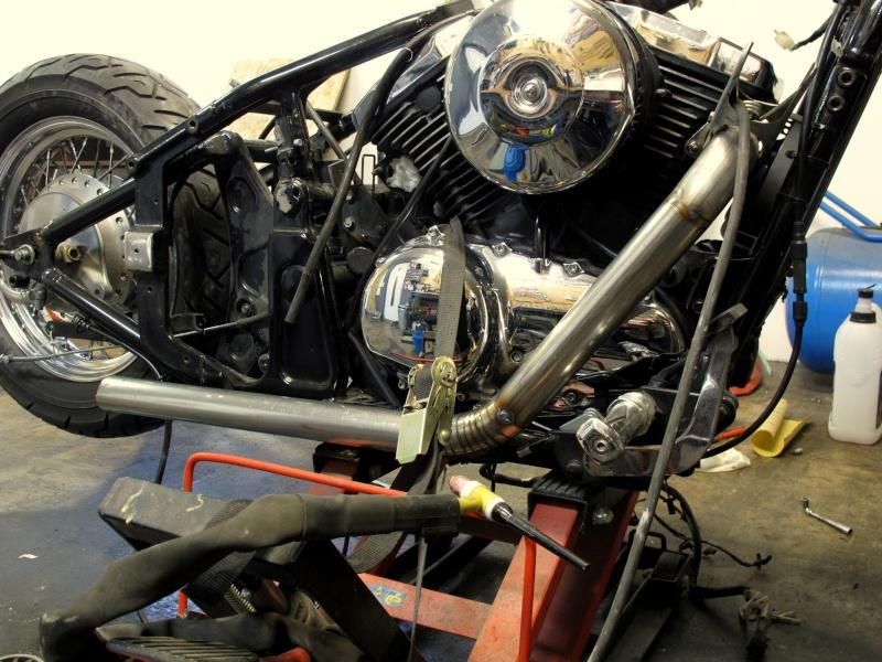 Kawasaki Vulcan Bobbe