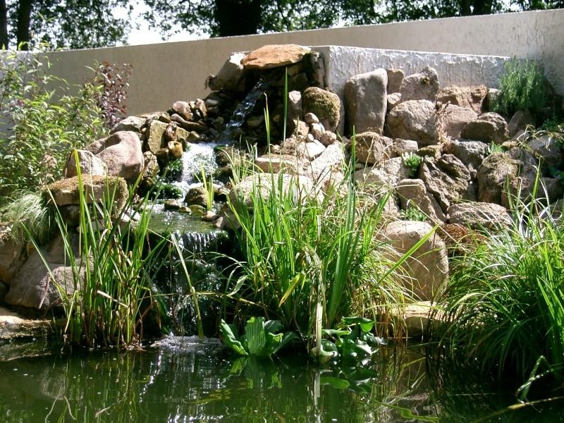 Presentation bassin forum aquajardin bassin ko mare for Bache epdm belgique
