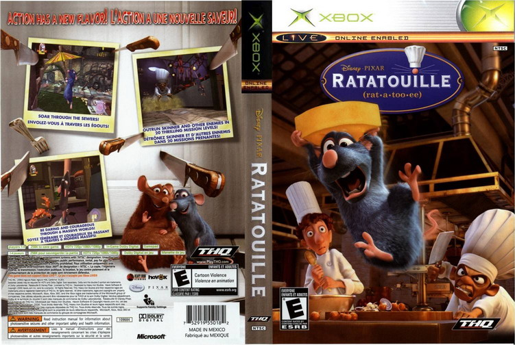 Ratatouille/-/PAL