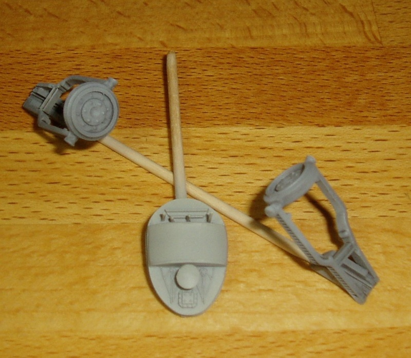 how to build a mini republic gunship
