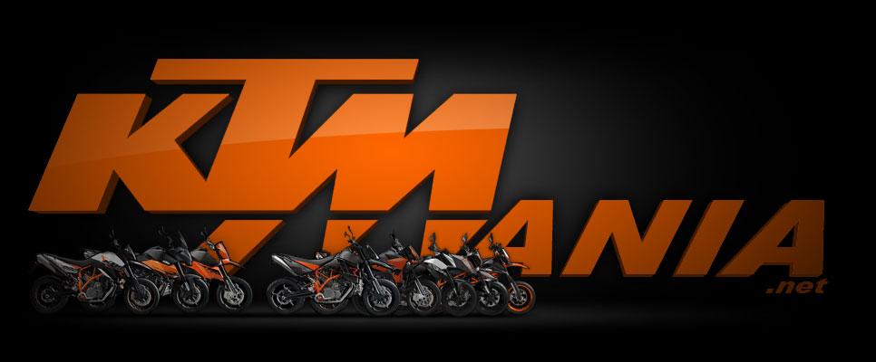 KTMmania.net Un forum spécial Kt