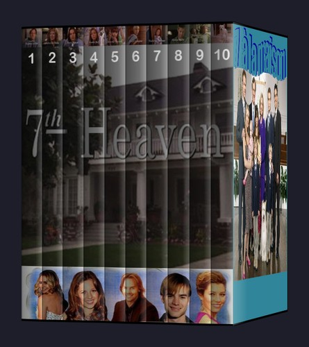 Tvcustom jaquettes dvd de s ries tv afficher le sujet for 7 a la maison saison 11