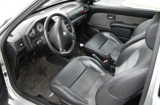 106 s16 for Interieur 106 sport