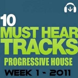 BT Progressive House Week 1