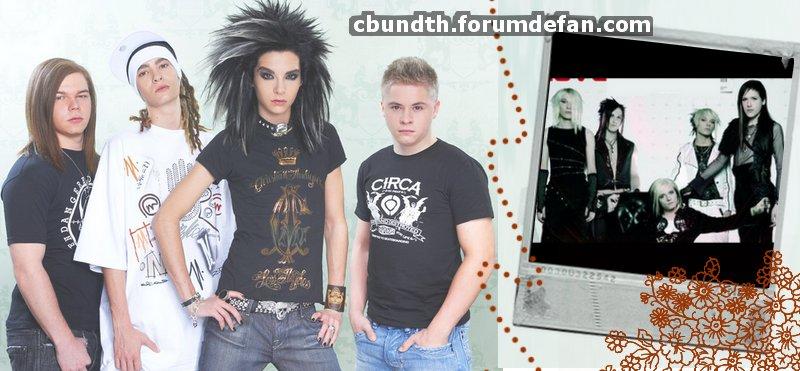 Cinema Bizarre et Tokio Hotel