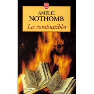 Les combustibles - Nothomb Amélie dans Théatre 515nzm10