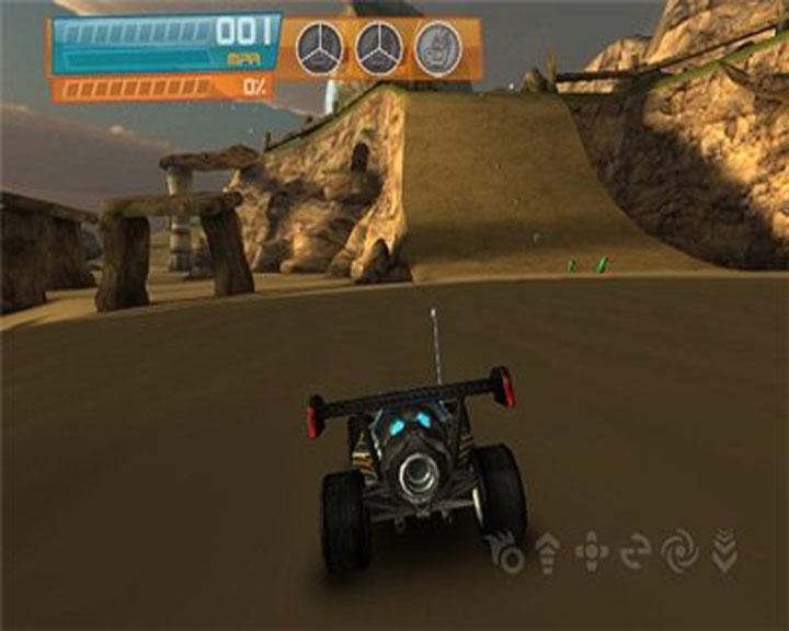 لعبة السيارات الشيقة الرائعة StuntMANIA