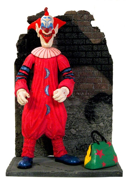 Killer Klown From Outer Space Adult Latex Mask  amazoncom