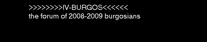 IV-Burgos