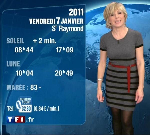 Bulletins m t o de janvier 2011 page 1 - Age evelyne dheliat meteo ...