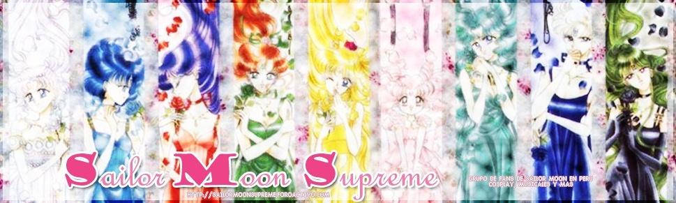 Sailor Moon Supreme
