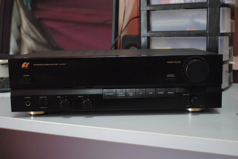 Sansui Au X111 Integrated Amplifier Used Sold