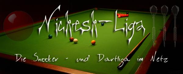 Forum der geilsten Snooker-Liga des Universums