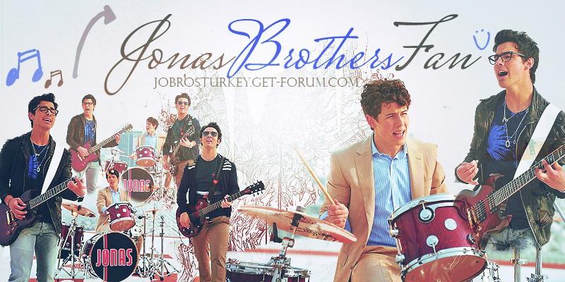 Jonas Brothers Türkiye |2009| ©