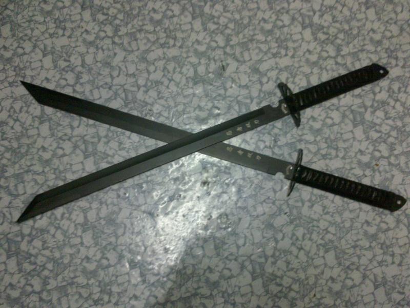 Pedang+samurai