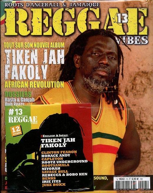 Reggae Vibes 13 2010