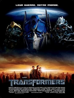 Transformers 2007 Michael Bay Steven Spielberg