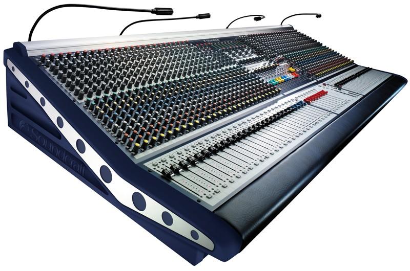 Soundcraft mh2