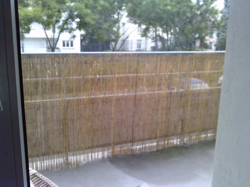 Am nagement du balcon for Balcon amenagement pas cher