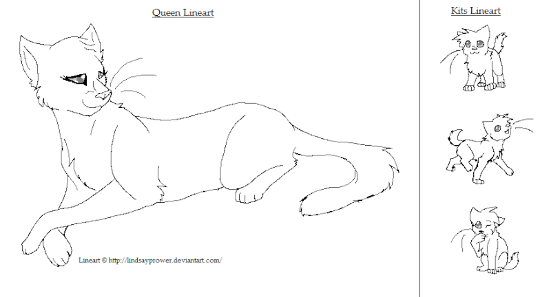 Warrior Cats Gathering Outline