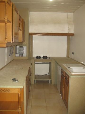 projet cuisine quip e. Black Bedroom Furniture Sets. Home Design Ideas