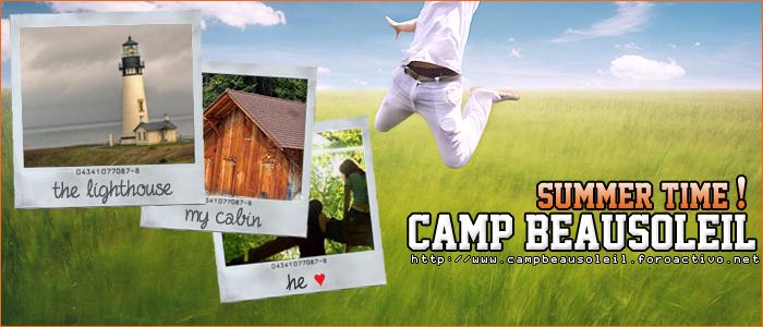Campamento Beausoleil.