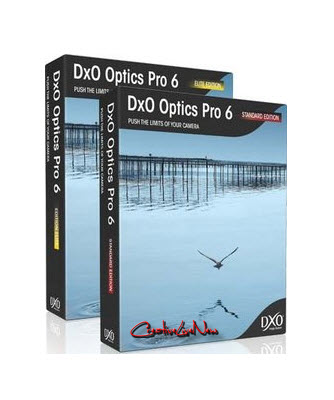 DxO Optics Pro 6.2.0 Build 7829