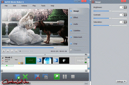 ImTOO Movie Maker 6 v6.0.3 Build 0701