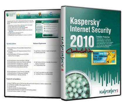 Kaspersky Internet Security 2010 9.0.0.736 CF2 30.06.2010