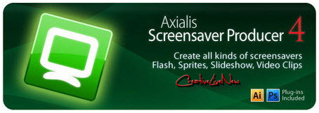Axialis Screensaver Producer Pro 4.1