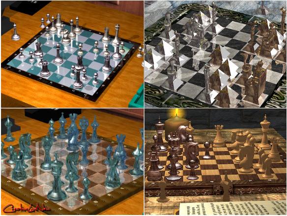 Chess3D 4.1