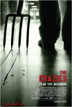 The Crazies 2010 BDRip XviD