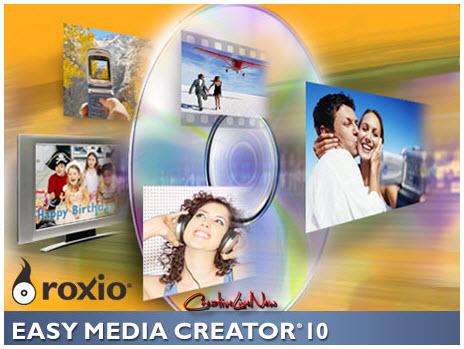 Roxio Easy Media Creator Suite 10.0.044