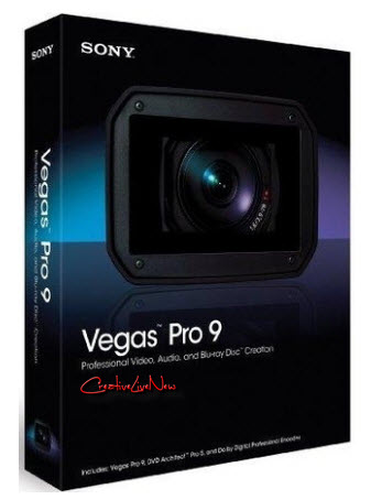 Sony Vegas Pro 9.0e Build 1147 x86 and x64