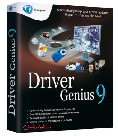 Driver Genius Pro 9.0.0.190