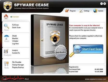 Spyware Cease 6.4.2