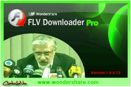 Wondershare FLV Downloader Pro 1.4.1.4