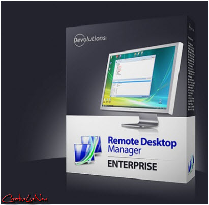 Remote Desktop Manager 5.8.1.0
