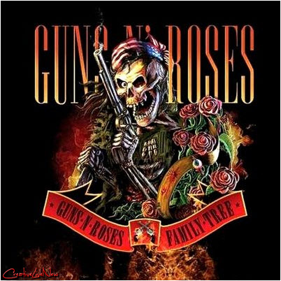 Guns N Roses - Family Tree 2CD Retail 2010
